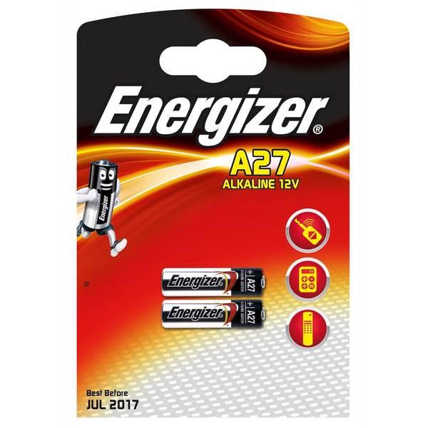 Bilde av Energizer Alkaline A27 2 pack