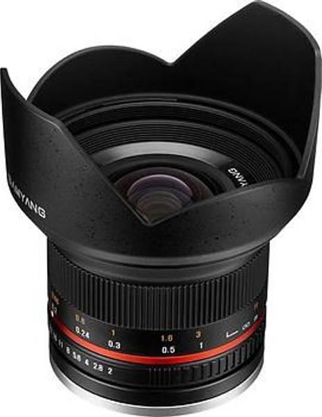 Bilde av Samyang 12/2.0 NCS CS for Canon EF-M Brukt