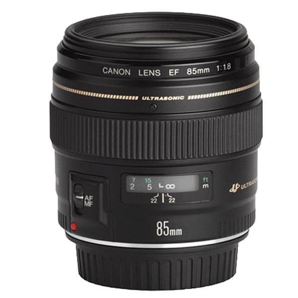 Bilde av Canon EF 85mm 1:1.8 USM