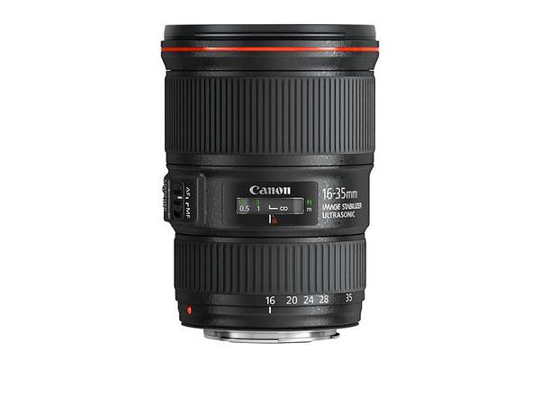 Bilde av Canon EF 16-35/4.0 L IS USM brukt