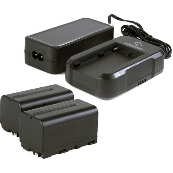 Bilde av Atomos Power Kit med 2x5200mAh Batterier