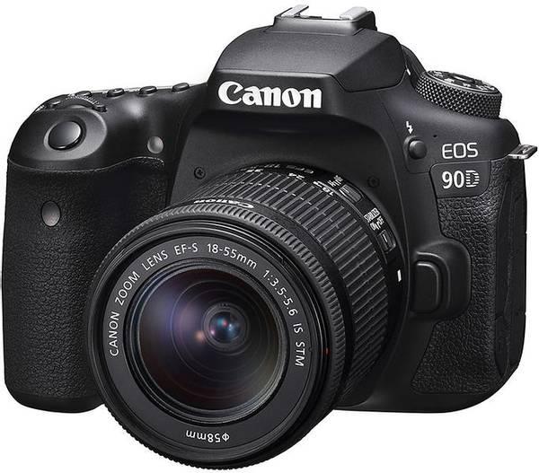 Bilde av Canon EOS 90D + 18-55/3.5-5.6 IS STM