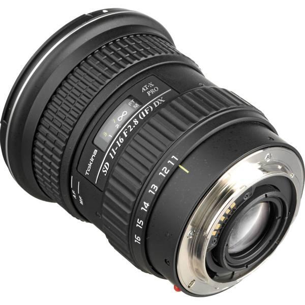 Bilde av Tokina AT-X DX Pro 11-16mm F2.8 For Nikon Brukt