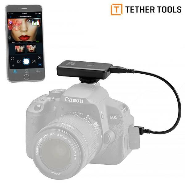 Bilde av Tether Tools Case Air Wireless Tethering System
