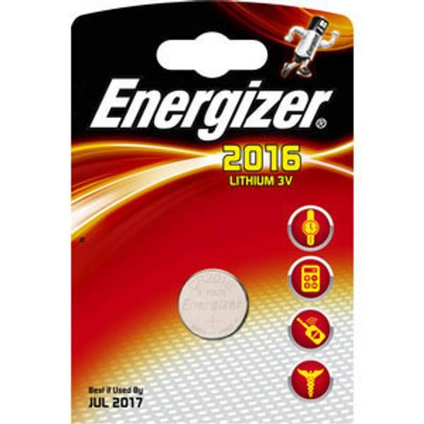 Bilde av Energizer CR2016 1 pack