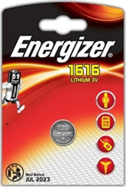 Bilde av Energizer CR1616 1 pack