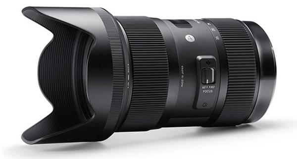 Bilde av Sigma 18-35mm f1.8 til Canon