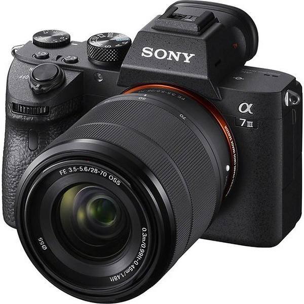 Bilde av Sony Alpha A7 III + FE 28-70mm F3.5-5.6 OSS