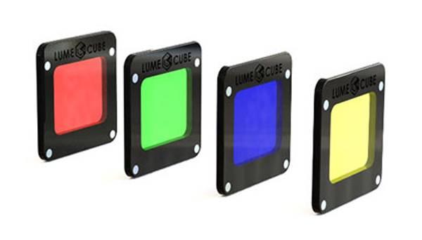 Bilde av Lume Cube RBGY Color Pack for Light-House