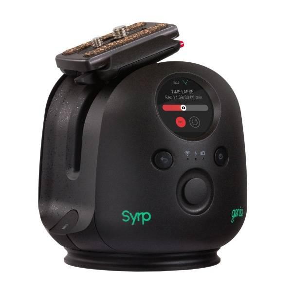 Bilde av Syrp Genie II Pan Tilt med valgfri kabel