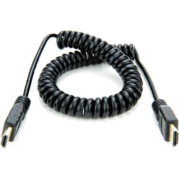 Bilde av Atomos Full HDMI to Full HDMI Coiled kabel