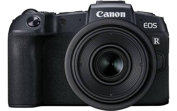 Bilde av Canon EOS RP kamerahus + Adapter EF-EOS R