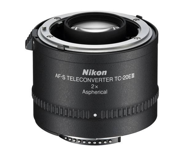 Bilde av Nikon TC-20E III teleconverter