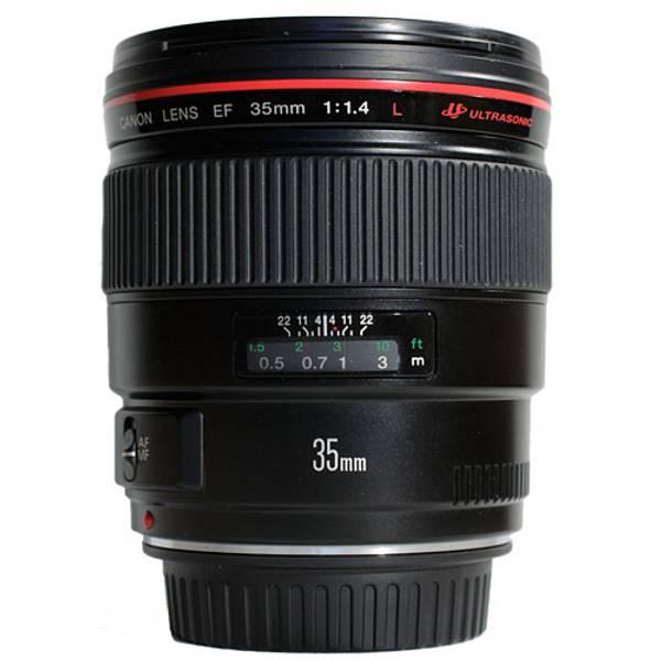Bilde av Canon EF 35mm F1.4L USM Brukt