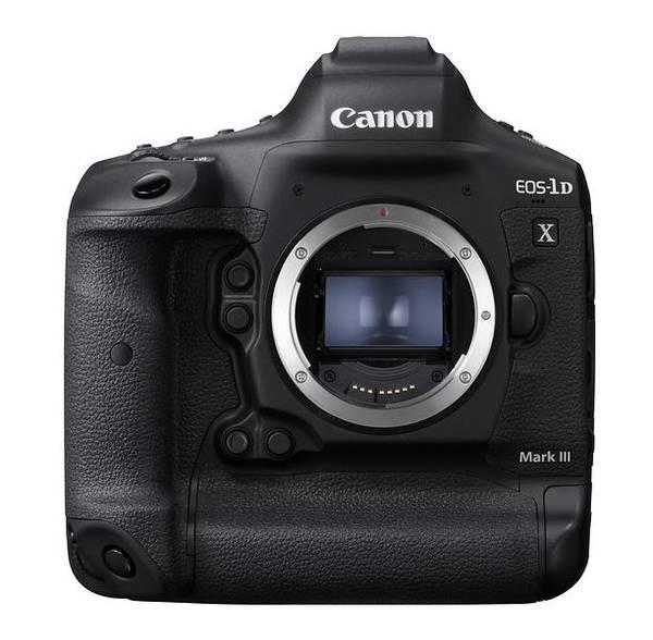 Bilde av Canon EOS 1D X Mark III brukt nr2