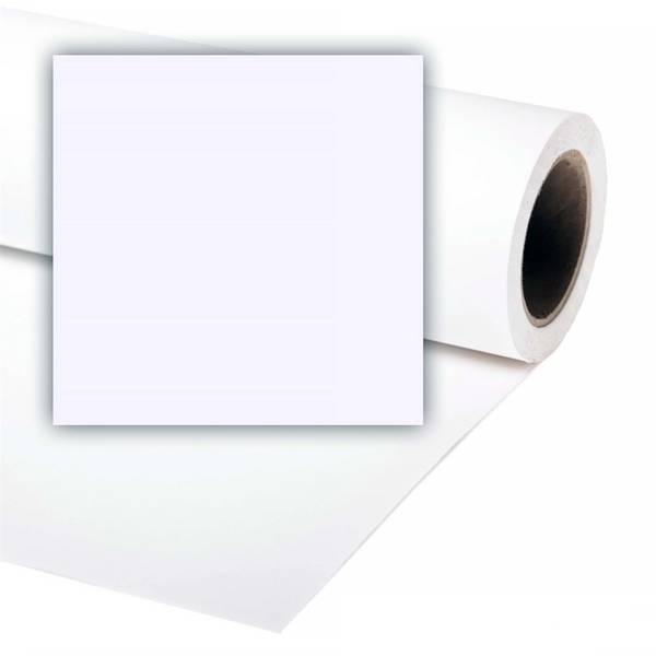 Bilde av Colorama 2.72x11m Arctic White   Hvit