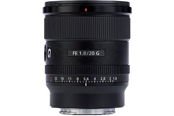 Bilde av Sony FE 20 mm F1.8 G