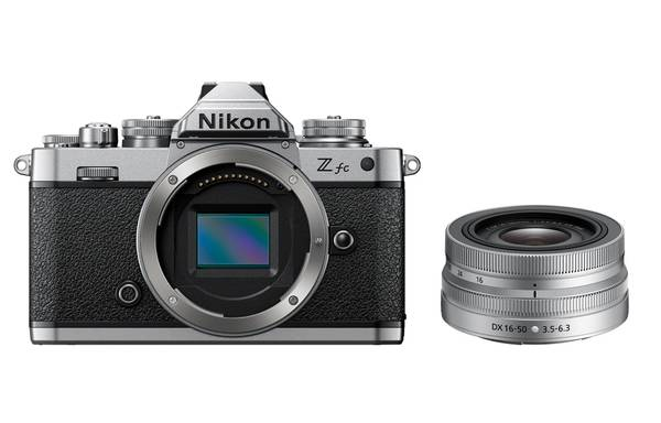 Bilde av Nikon Z fc Kit DX 16-50mm f/3.5-6.3 VR (SL)