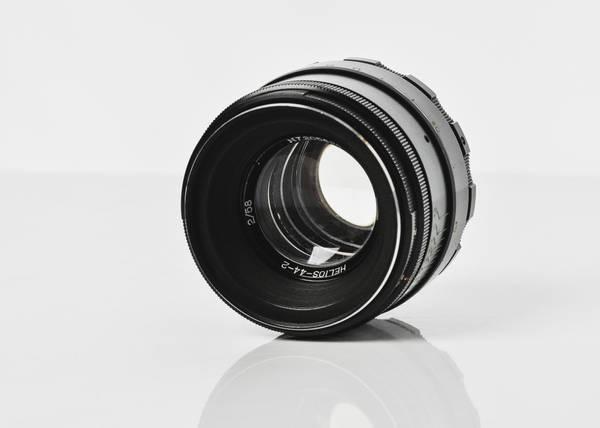Bilde av Helios 44-2 Canon EF fatning (Modifisert)