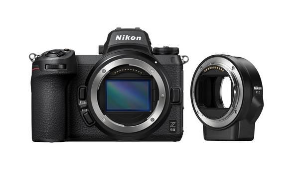 Bilde av Nikon Z 6 II + FTZ adapter