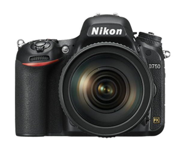 Bilde av Nikon D750 AF-S 24–120mm f/4 VR kit