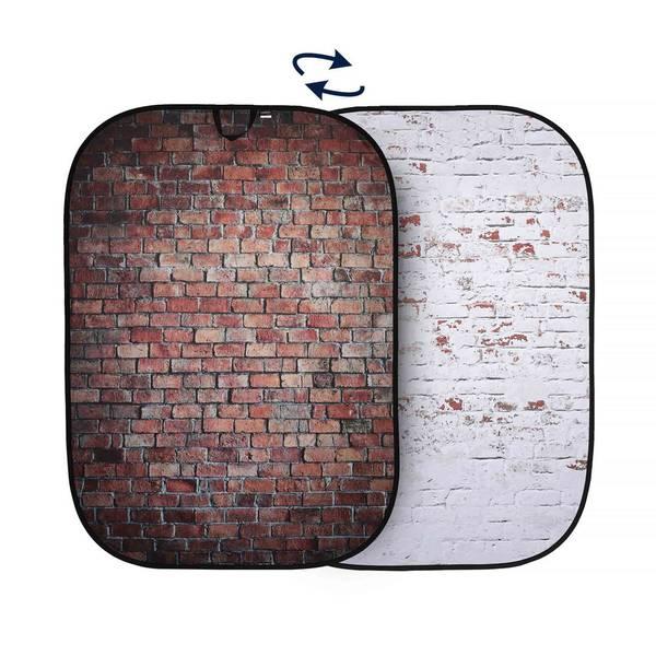 Bilde av Lastolite Bakgrund 1.5x2.1m Brick Classic