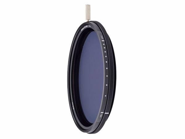 Bilde av NISI Filter ND-Vario 1,5-5 Stops Pro Nano 58mm