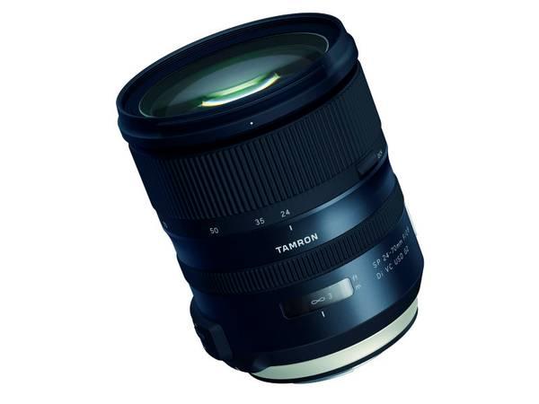 Bilde av Tamron SP 24-70mm F/2.8 Di VC USD G2 for Canon