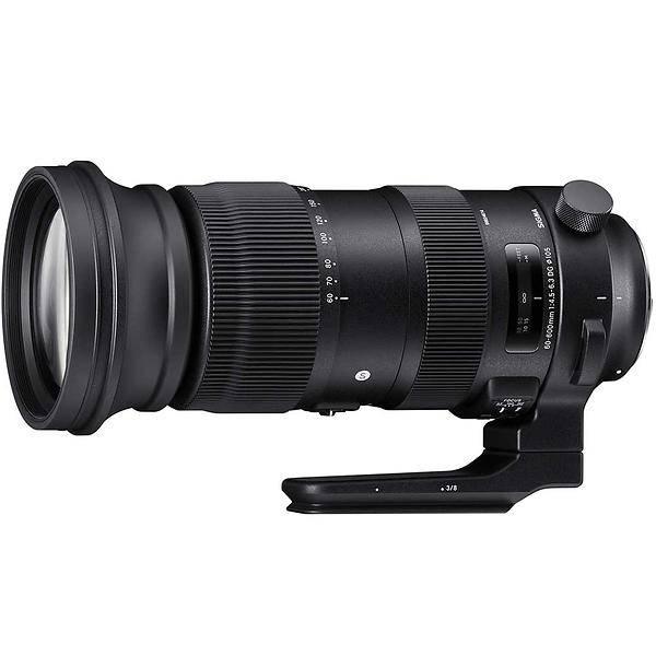 Bilde av Sigma 60-600/4,5-6,3 DG OS HSM Sports for Canon