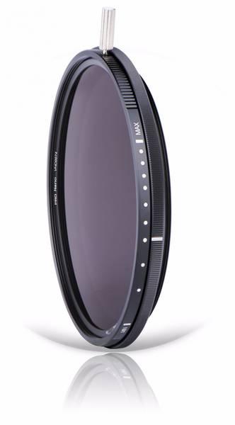 Bilde av NISI Filter ND-Vario 5-9 Stops Pro Nano 82mm
