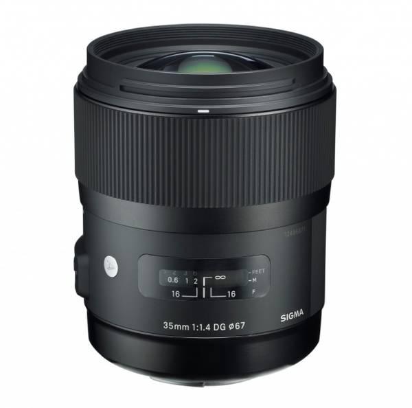 Bilde av Sigma 35/1,4 DG HSM Art for Nikon