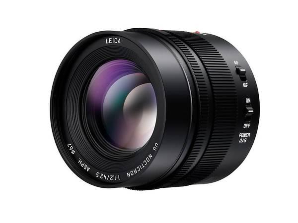 Bilde av Panasonic Leica DG 42,5/1,2 Nocticron ASPH