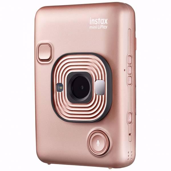 Bilde av Fujifilm Instax Mini LiPlay Blush Gold
