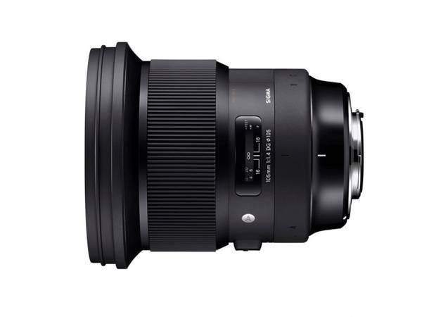 Bilde av Sigma 105/1,4 DG HSM Art for Nikon