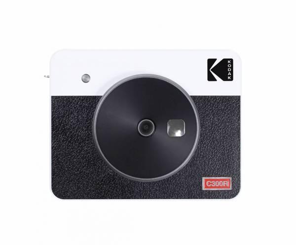Bilde av Kodak MiniShot 3 combo Retro Hvit