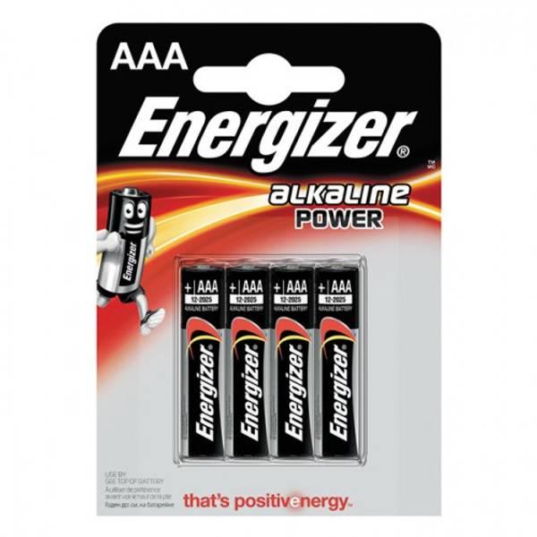 Bilde av Energizer Power AAA/E92 4 pack
