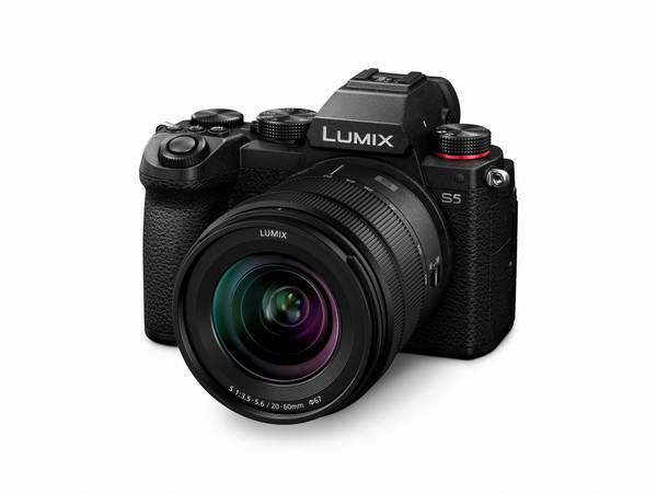 Bilde av PANASONIC LUMIX S5 + 20-60mm f/3.5-5.6 KIT