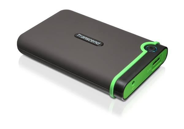 Bilde av Transcend Storejet 25M USB 3.0 2TB
