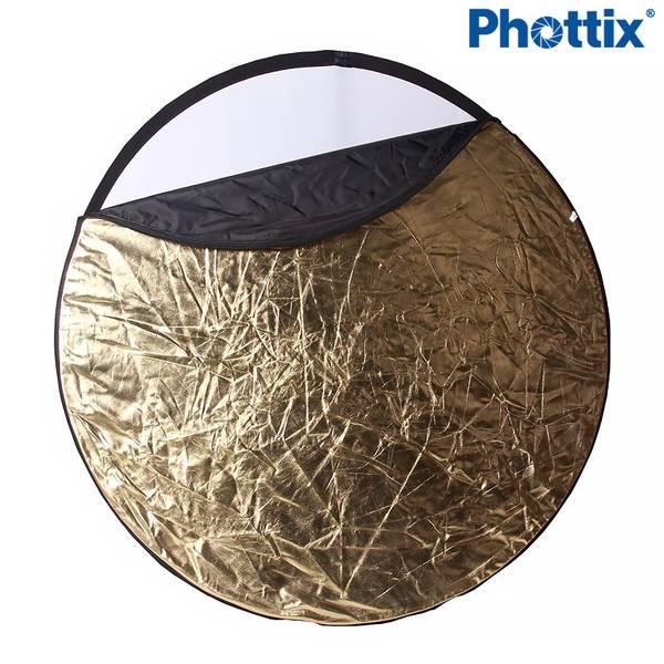 Bilde av PHOTTIX Reflector 5-IN-1 LIGHT MULTI 80CM