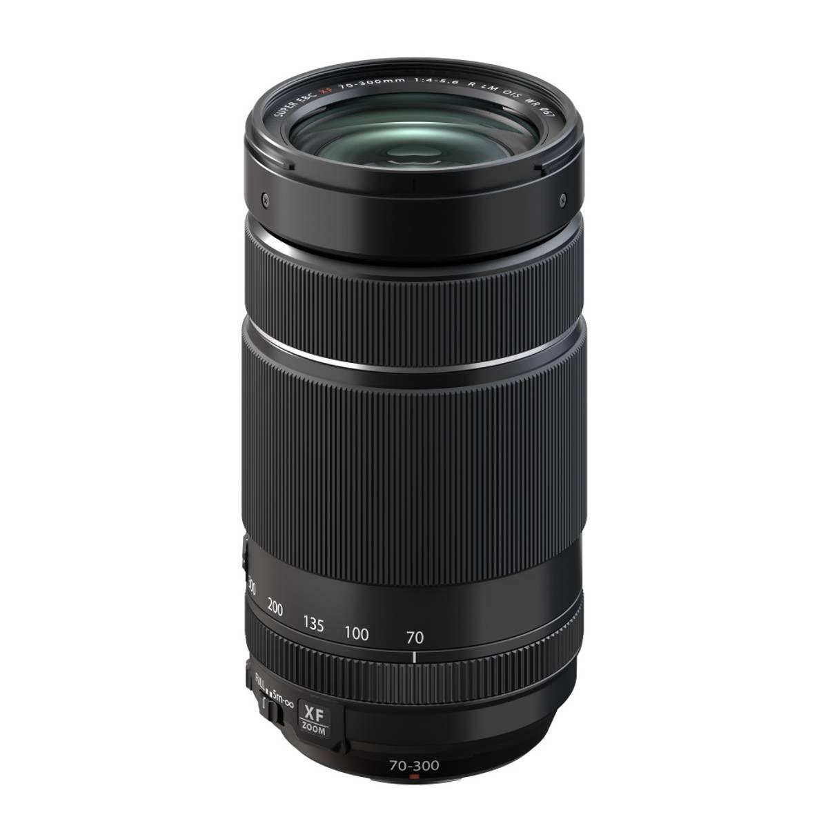 Fujifilm  Fujinon XF 70-300mm / f4-5,6 LM OIS WR