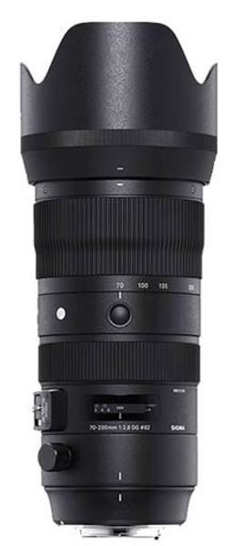 Bilde av Sigma 70-200mm/2,8 DG OS HSM Sport Nikon