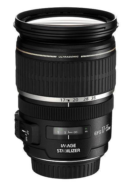 Bilde av Canon EF-S 17-55/2.8 IS USM Brukt