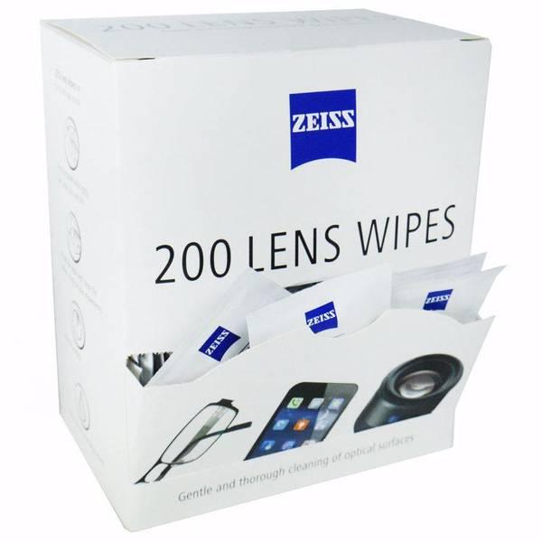 Bilde av ZEISS Rengjøringskluter til Objektiver 200 stk.