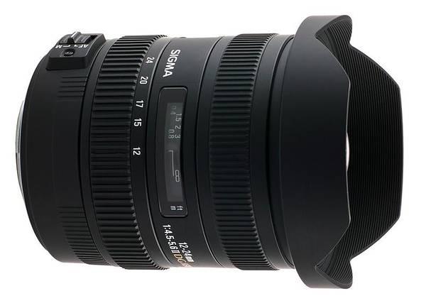 Bilde av Sigma AF 12-24/4.0-5.6 II DG ASP HSM Nikon Brukt