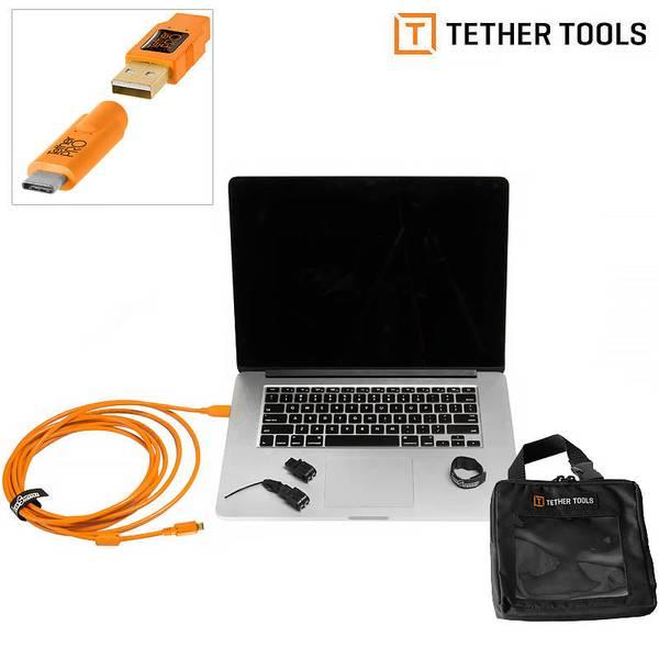 Bilde av Tether Tools Starter Tethering Kit USB 3.0 to