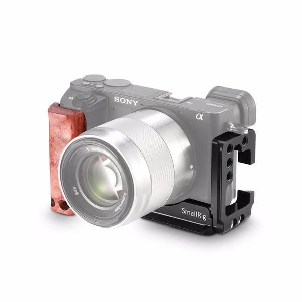 Bilde av SMALLRIG 2074 L-Bracket Kit for Sony A6500