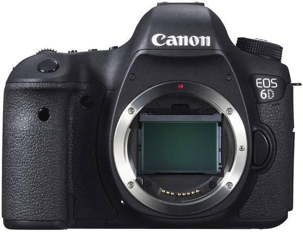 Bilde av Canon EOS 6D brukt