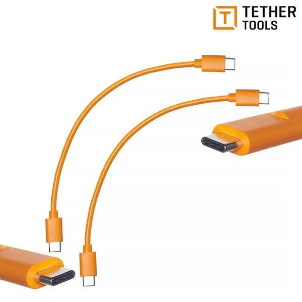 Bilde av TETHER TOOLS AIR DIRECT USB-C TIL USB-C KABEL, 23
