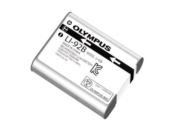 Bilde av Olympus LI-92B Batteri