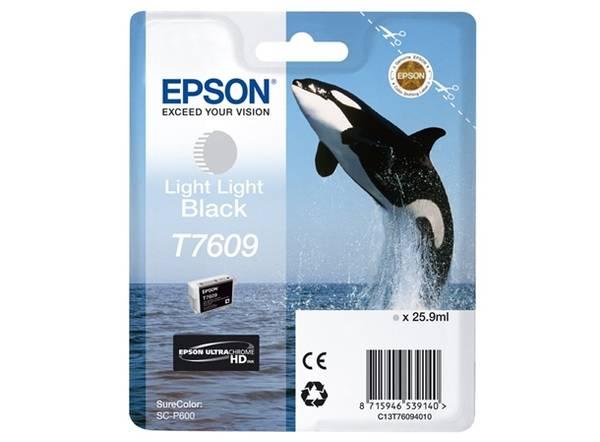 Bilde av Epson T7609 Light Light Black